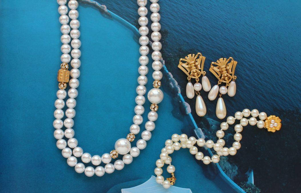 Pearl pearls natural south sea faux checklist pearl wardrobe