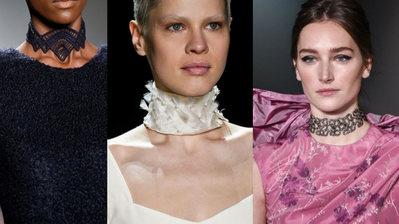 jewelry trends fall 2016 chokers