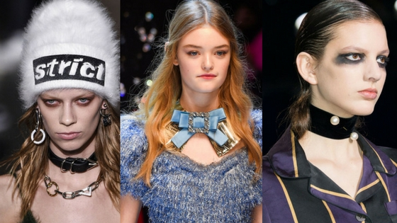 fall jewelry trends 2016 chokers