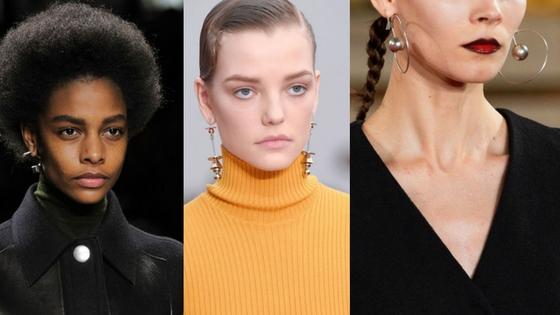 jewelry trends fall 2016 geometric-earrings modern earrings