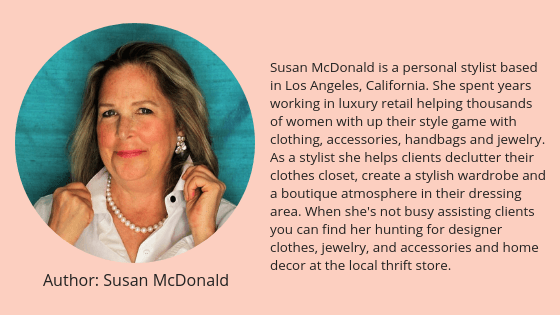 personal stylist, personal style, susan mcdonald, dress for success, closet organization, style, clothing, accessories, wardrobe, los angeles stylist
