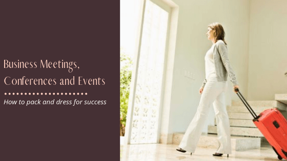 Business Meetings And Events: Dress For Success