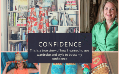 Confidence Building With Wardrobe And Style